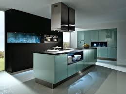 hi tech office design. High Tech Office Design Ideas Luxurious Hi Kitchen Island Inspiration With Minimalist Style Black Wood Laminated Mirrored Cabinetry Cool I