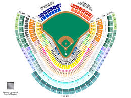 Dodger Stadium Seating Chart 2019 Dodger Stadium Seat Map Bedroom 2018