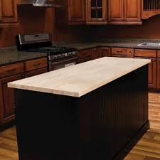 ft plan 13 butcher block top 25 wide x 96 long 1 5 thick at menards pertaining to 6 used butcher block countertops