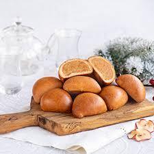 <b>Набор</b> пирожков домашних с яблоками от шеф-пекаря АВ 200 г <b>5</b> ...