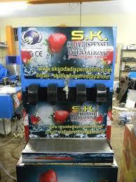 Pepsi Vending Machine India Cool Pepsi Soda Fountain Dispenser Machine In Gondal Gujarat SK SODA