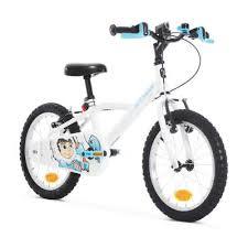 """<b>Детский велосипед</b> от 4 до 6 лет прогулочный 16"""" 100 <b>B'TWIN</b> ..."""