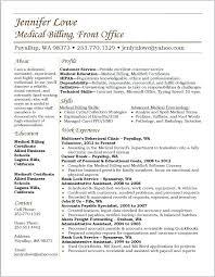 Entry Level Medical Billing And Coding Resume Sample Medical Coding Resume Experienced Medical Coder Resume
