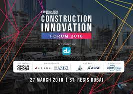 Construction Innovation Forum 2018 Ashrae Falcon