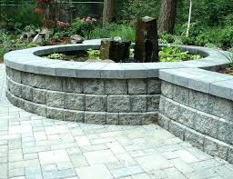 cost to build retaining wall how much does it cost to build a retaining wall construction