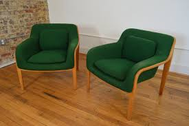 knoll eames chair. William Stephens For Knoll International Lounge Chairs In Awesome Green Upholstery Eames Chair O