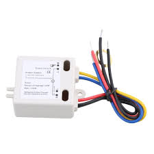 lamp parts 3 level 4 wire touch switch for table lamp amazon co bqlzr xd 609 4 mode on off touch switch sensor for 220v tungsten lamp