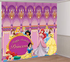 Princess Party Decoration Disney Princess Party Decoration Decorating Of Party