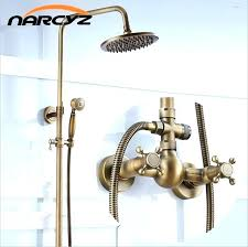 Copper shower fixtures Diy Copper Shower Fixtures Copper Shower Faucet Style Retro Antique Copper Shower Shower Set Shower Tub Shower Hasensprunginfo Copper Shower Fixtures Softwarefratinfo