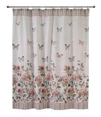 avanti linens erfly garden shower curtain