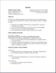 Sample College Freshman Resume College Student Resume Objectives Resume Objective For Students