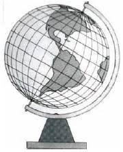 Resultado de imagem para globo terrestre escolar