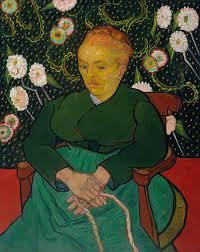 vincent van gogh artist heilbrunn timeline of art history  la berceuse w rocking a cradle ine alix pellicot roulin 1851