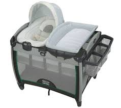 graco bedroom bassinet portable crib. graco pack \u0027n play quick connect portable bouncer with bassinet, albie bedroom bassinet crib