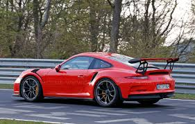 A guided tour of the 2015 Porsche 911 GT3 RS – by the boss by CAR ...