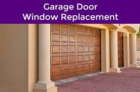 if you have windows in your garage door that are broken they can be replaced the team here at neighborhood garage door service of atlanta ga can replace