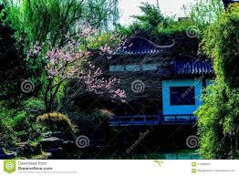 Light Garden Academy Beauty Of Garden Spring And Light Stock Image Image Of