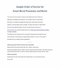 How To Make A Funeral Program 47 Free Funeral Program Templates In Word Format