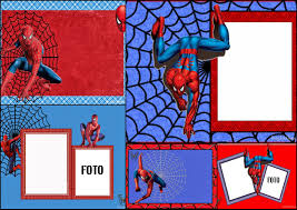 spiderman free printable invitations cards or photo frames oh my fiesta for geeks