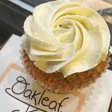 Oakleaf Cakes Bake Shop Visual Menureviews By Food Bloggers