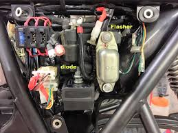 cb750k7 wire harness routing question? cb750 minimal wiring at Cb750 Wiring Harness Routing
