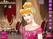 princess cinderella makeup game