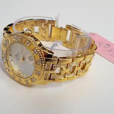 amazing deals on designer watches under £100 uk delivery paris hilton ladies luxury gold colour stainless steel fashion watch pbh10054g 101