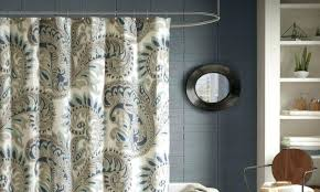 shower curtain rod with smlf round