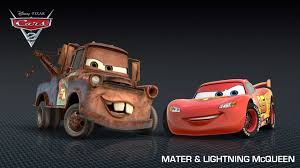 disney cars mater wallpaper. Beautiful Wallpaper CARS 2  Mater U0026 Lightning High Res Images In Disney Cars Wallpaper C