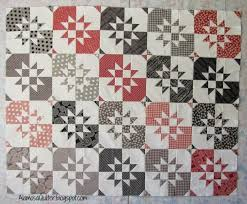 The tutorial for this quilt is from Missouri Star Quilt Company. I ... & The tutorial for this quilt is from Missouri Star Quilt Company. I've  embedded Adamdwight.com