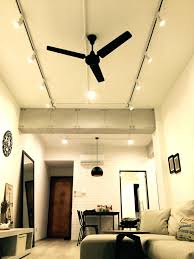home design important bedroom ceiling fans with lights led light ac 110v 220v invisible
