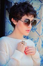 Pixie For Curly Hair Buscar Con