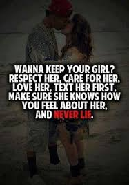 Letter To Your Girlfriend Dont Lie To Your Girlfriend Wanna Keep Your Girl Respect Her