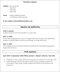 15 Simple Examples Of Cv Shawn Weatherly