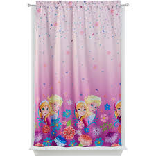 Kids Bedroom Curtain Disney Frozen Room Darkening Girls Bedroom Curtain Panel