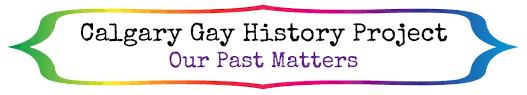 Gordon Summers   Calgary Gay History