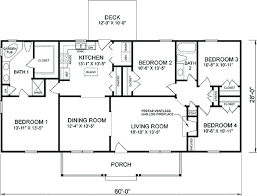 amazing simple 4 bedroom home plans simple 4 bedroom house plans lovely simple house plans 4