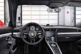 2018 porsche 911 interior.  interior 2018 porsche 911 gt3 interior dashboard pr on