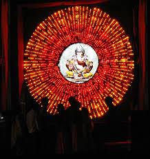 lighting decorating ideas. Ganpati Lighting Decoration Ideas Decorating C