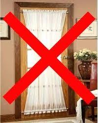 window treatments for glass front doors glass front door shades etch your window in minutes doors