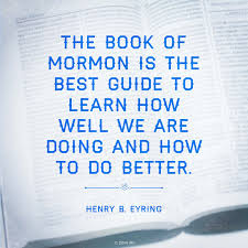 Book Of Mormon Quotes