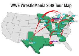 Wrestlemania 34 Whos Taking On John Cena