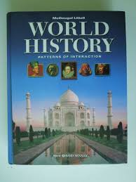 World History Textbook Patterns Of Interaction Delectable Textbook World History Patterns Of Interaction Books Magazines