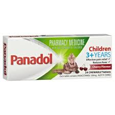Chewable Tablets 3 Panadol