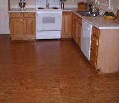 Perfect Cork Floors For Kitchens Cork Kitchen Floor Tiles Nice Look
