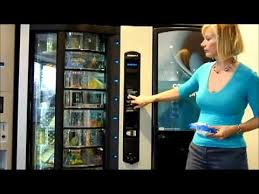 Logitech Vending Machine Classy Shopper 48 Snack Machine From SnackTime YouTube