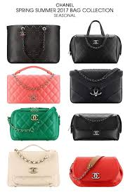 chanel spring summer 2017 bags. dior spring summer 2017 runway bag collection | dior, and chanel bags o