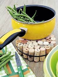 simple wine cork diy kitchen projects wine cork trivet diy projects crafts by