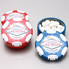 las vegas poker chip mint tins personalized las vegas wedding Wedding Favors Mint Tins las vegas poker chip mint tins personalized mint tins wedding favors
