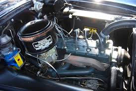 pontiac s straight s engine builder magazine a good example of a detailed engine compartment in a 1954 pontiac a straight eight